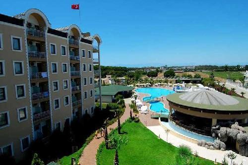 Maya World Hotel Belek Antalya Flughafentransfer