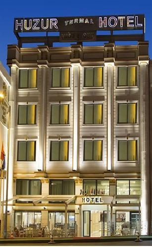 Huzur Thermal Spa Hotel transfer