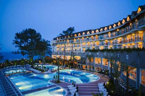 Alkoclar Exclusive Kemer Otel Ex Amara Wing Resort transfer