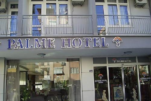 Bayındır Palme Hotel transfer