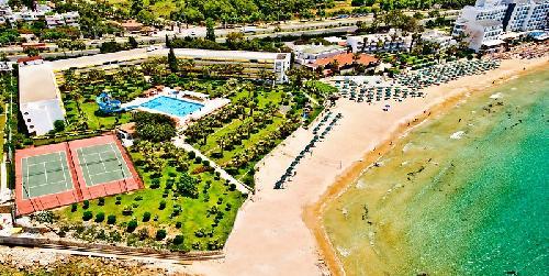 Yalihan Aspendos Hotel transfer