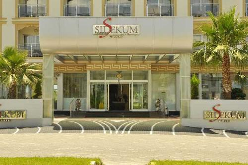 Side Kum Hotel transfer