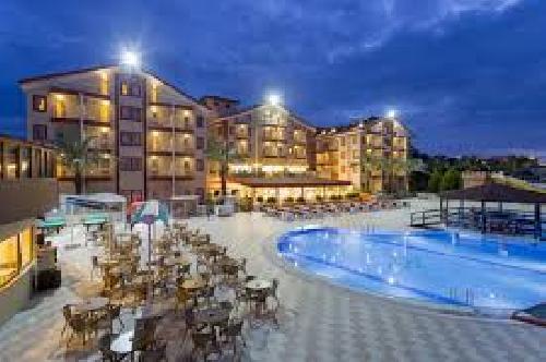Hane Sun resort hotel transfer