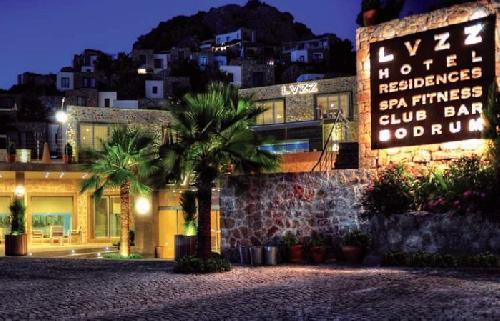 Lvzz Hotel Bodrum transfer