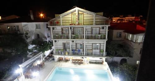 Huzur Royal Hotel transfer