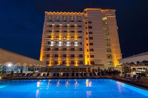 Best Western Plus Khan Hotel transfer