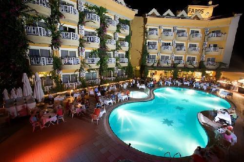 Grand Hotel Faros Marmaris transfer