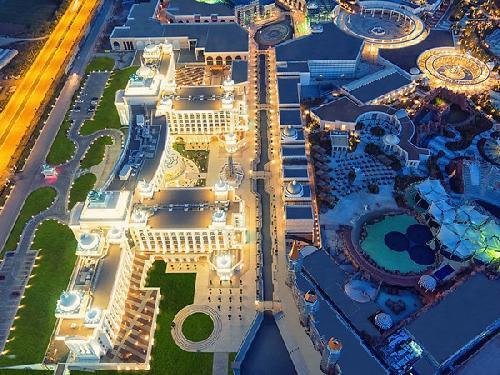 Das Land der Legenden Themenpark Antalya Flughafentransfer