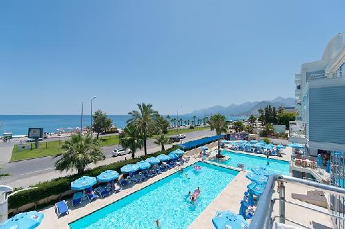 Sea Life Family Resort Hotel Antalya Flughafentransfer