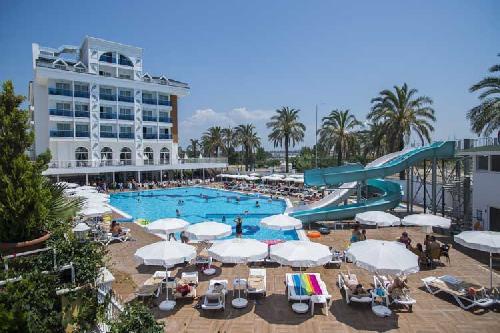 Palm World Resort And Spa Hotel transfer