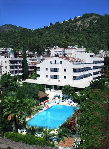 Hotel Adler Marmaris transfer