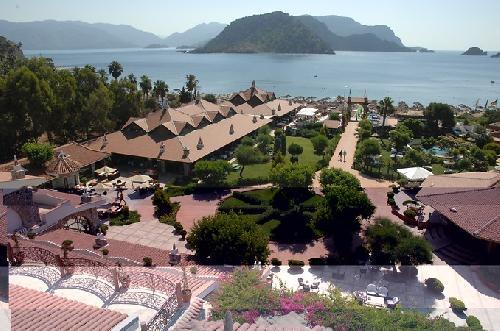 Marti Resort Hotel transfer