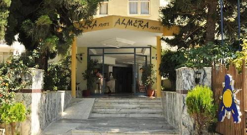 Almera Apart Hotel transfer