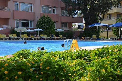 Turkiz Apart Hotel transfer