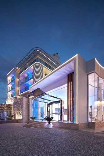 Blue Bay Platinum Hotel transfer