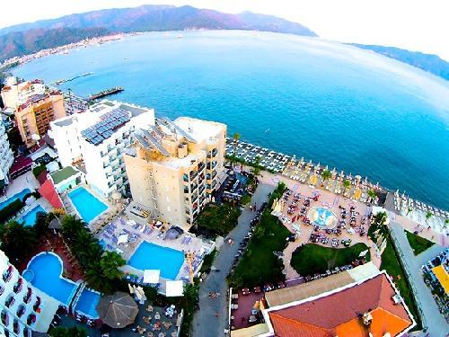 Yunus Hotel Marmaris transfer