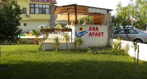 Ada Apart Hotel transfer