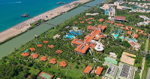 Gloria Golf Resort Transfers Flughafen Antalya