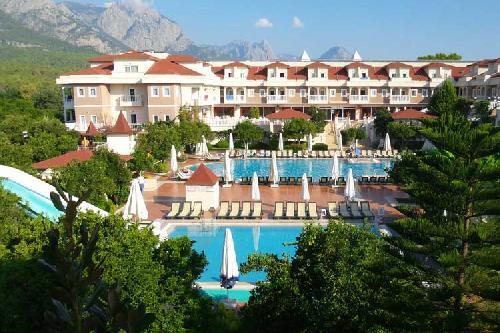 Garden Resort Bergamot Hotel transfer