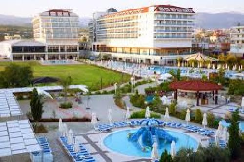 Kahya Aqua Resort ve Spa transfer