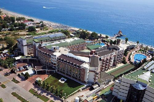 PGS Hotel Rose Residence transfer