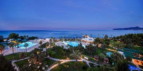 Mirage Park Resort transfer