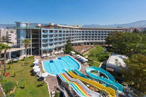 Hotel Grand Kaptan transfer