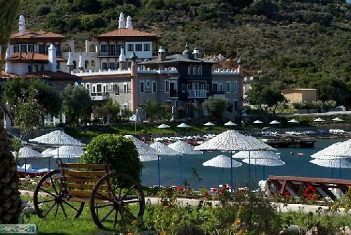 Perili Bay Resort transfer