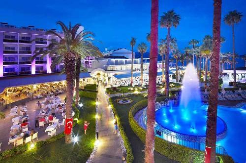 İdeal Prime Beach Hotel transfer