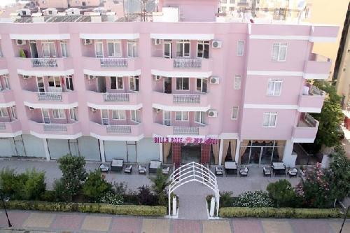 Bella Rose Apart Hotel transfer