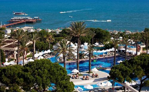 Limak Atlantis De Luxe Resort Hotel Antalya Flughafen transfer