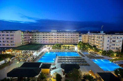 Eftalia Resort transfer