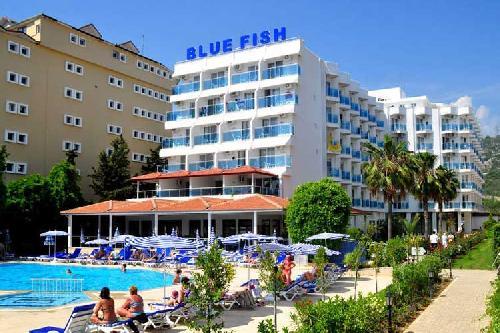 Blue Fish Hotel transfer