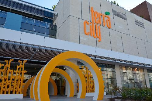 TerraCity-Einkaufszentrum-
