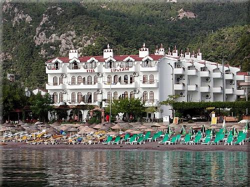 Diplomat Hotel transfer