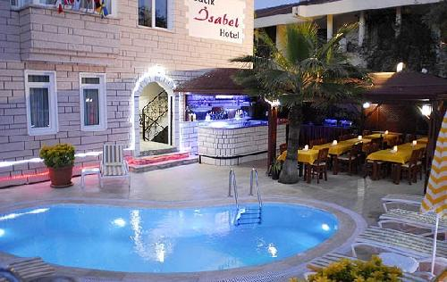 isabel Hotel transfer