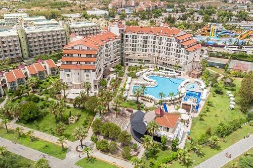 Side Sun Bella Resort Spa transfer