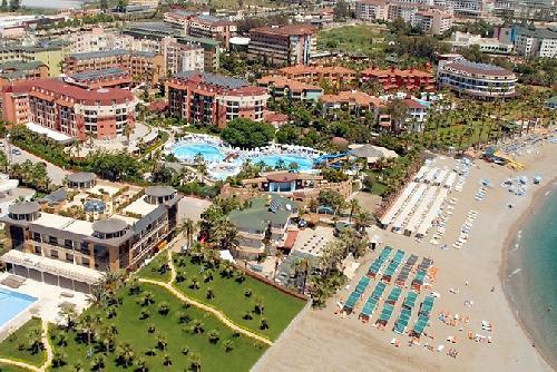 Club Mirador Beach transfer