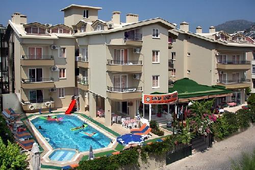 Liman Apart Hotel transfer