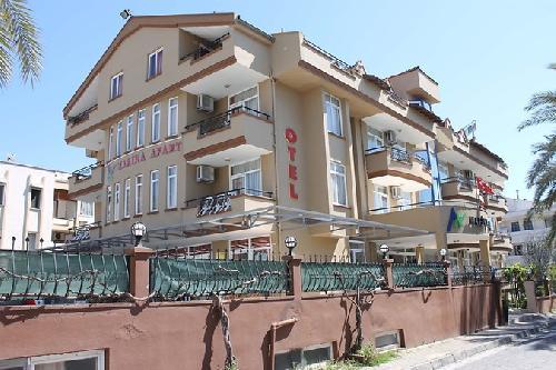 Marina Apart Hotel transfer