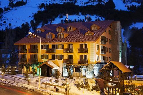 Dedeman Ski Lodge Palandoken transfer