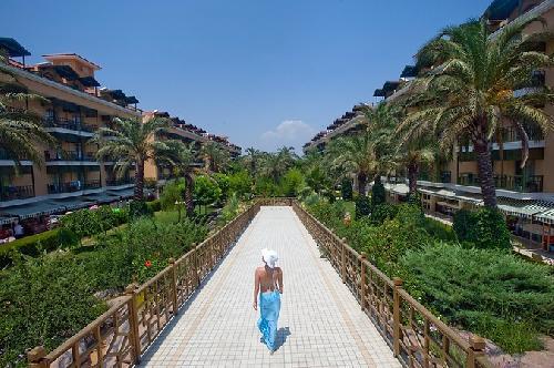 Crystal Paraiso Verde Resort Antalya Flughafen transfer