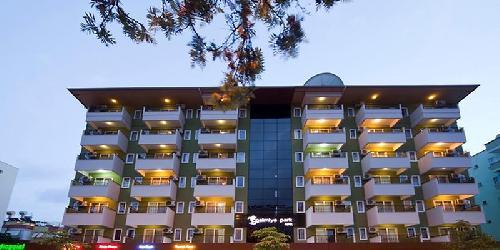 Palmiye Park Apart Hotel transfer