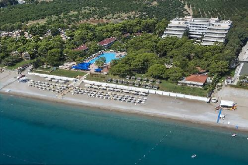 Tac Un Nisa Resort transfer