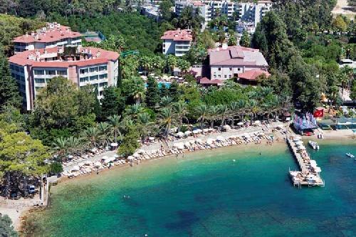 Alara Park hotel transfer
