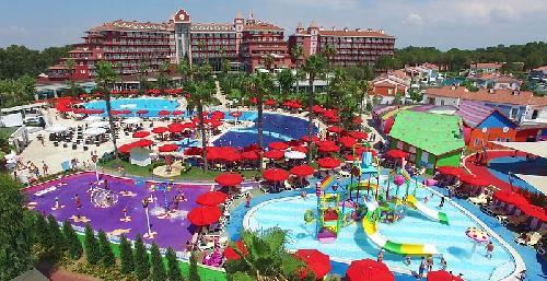 iC Hotels Santai Family Resort Antalya Flughafen transfer