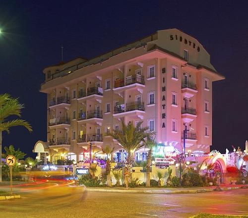 Hotel Sinatra transfer
