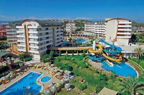 Alaiye Resort Spa transfer