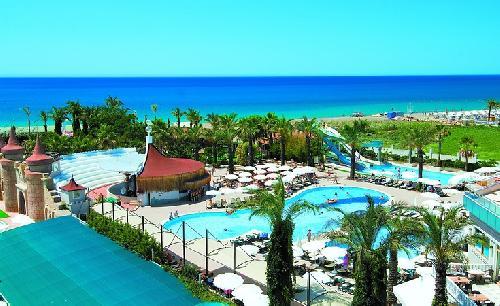 Aydinbey Famous Hotel Antalya Flughafentransfer