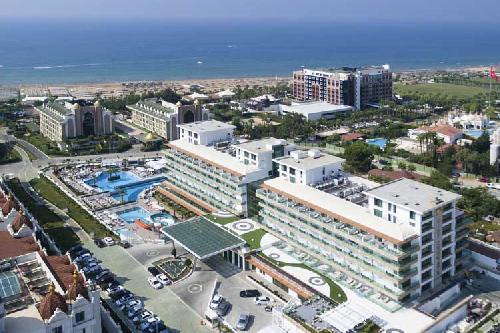 Side Sungate Hotel transfer